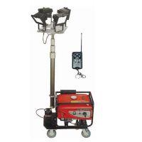 发电机移动照明灯车、汽油移动照明灯车、SFW6110全方位自动泛光工作灯