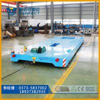 用于新厂房的管材运输电缆电动平车鄂州车间搬运车