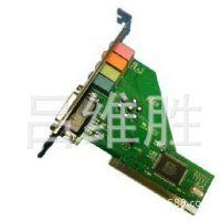 PCI声卡 8738芯片声卡 台式机PCI内置声卡 SOUND card 声音设备