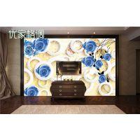 墙贴壁画软包硬包定制厂家 厂家直销艺术软包背景墙2015流行