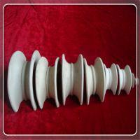 置顺陶瓷供应23%氧化铝陶瓷矩鞍环(化工填料 陶瓷矩鞍环(图)陶瓷散堆填料