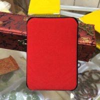 首饰包装盒 挂件盒 高档绒布首饰盒 精美礼品盒 定制饰品盒 批发