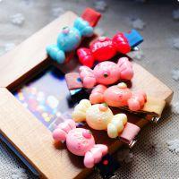 韩版儿童BB夹发饰头饰 饰品 夹子多彩糖果色宝宝发夹女童夹子批发