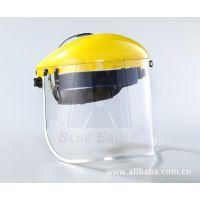 加厚防护面罩面屏 蓝鹰FC48T防护面屏 优质面罩 防冲击防飞溅面屏