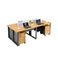 厂家直销 主管办公桌员工四人办公桌 现代 职员组合办公桌