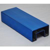 供应304 316L不锈钢方槽管 大量现货优质达标