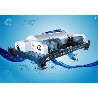 供应淀粉工业生产废水处理设备 LWJ650淀粉污泥脱水机