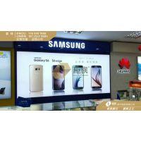 海南儋州苹果/华为/三星/小米手机柜台背景墙定做厂家电话