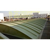 MILES牌GF-SW5000型深圳污水泵站加盖密封除臭|生物除臭 高清大图