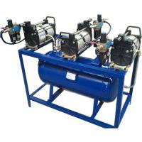 压缩空气增压器-解决气源压力不足的现状济南海德诺