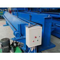 6米液压折弯机彩钢瓦设备成型机兴益压瓦机厂