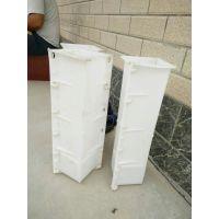 山东济宁百米桩钢模具 复合标志桩模具双友模具厂加工销售质优价廉