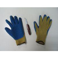 TDF-22 高性能纤维防滑防割手套 3级 TDS 纯色编织、工业手套