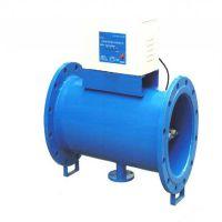 高效过滤SQ电子水除沙器节能不锈钢电子水处理加压过滤消毒设备