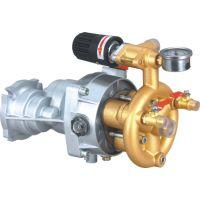 供应华力HL-25小型动力喷雾机打农药免加黄油轻巧洗车机柱塞泵