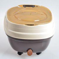 正品朗欣特ZY-859足浴盆足浴器泡洗脚盆电动自动按摩加热批发团购