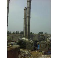 供应二手太原不锈钢酒精回收塔回收酒精回收塔