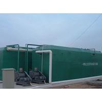 厂家直销化工废水/生活污水A2/O-MBBR工艺处理设备