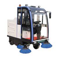 陕西普森环保清扫地车、扫地车、电动扫地机、环卫清扫车