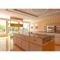 广州展超(图)|面包柜台效果图|肇庆面包柜
