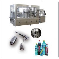 碳酸饮料生产线 碳酸饮料灌装设备 全套含气饮料生产设备