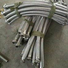 润宏供应宜春水泵专用减震型不锈钢金属软管规格齐全180-0327-6839
