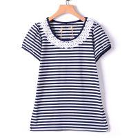 供应低价超值外贸原单尾货女式春秋T恤打底衫 皓歌服装 7元每件 500件起批