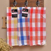 全棉彩格茶巾 厨房餐具抹布 餐垫 盖巾 擦拭布 餐盘布 擦手布