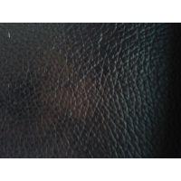 环保黄牛皮头层真皮荔枝纹、现货工厂直销黑白色、灰色、咖啡色