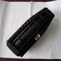 宁波厂家定做天馈线接头保护盒 48芯容量帽式光缆接续盒 oem