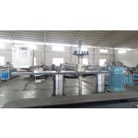 供应HDPE/PP/PPR/PE-RT塑料管材挤出设备