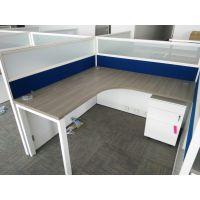 洛阳三威专业铝合金板材屏风办公桌厂家13938894005梁经理