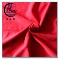 供应针织纬编涤氨纶弹力汗布 针织单面弹力布