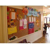 幼儿园软木板水松板