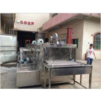 供应水槽厂使用的喷淋清洗线 去除拉伸盆表面油污、泥垢、灰尘等污渍- 恒泰不锈钢水槽喷淋清洗机