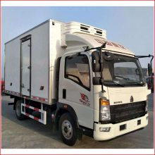 工业园区10吨冷藏车2016年价格