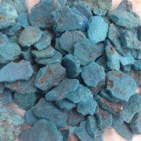 纯进口天然绿松石 美国原矿绿松石原石料 绿松石裸石 大量走批