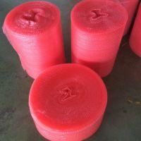 苏州红色气泡膜 包装材料 塑料包装防静电材料