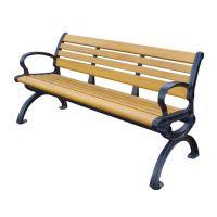 供应塑木公园椅 户外休闲椅 园林椅 广场休息座椅