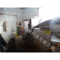 热销山东有为机械豆泡油炸机油炸锅价格 油炸锅哪里好