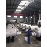 陕西、山西、山东容积式换热器厂家 上海将星 热水锅炉配套容积式换热器