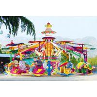 铭扬游乐公园小型游乐设备登月飞车厂家直销户外儿童的乐园钢材DYFC