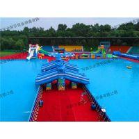 靖西县支架游泳池、河南沃金、支架游泳池