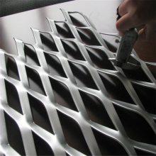 旺来热镀锌碳钢板网 菱形网的价格 钢网片