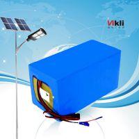 12V锂电池大容量锂电池80AH太阳能路灯锂电池