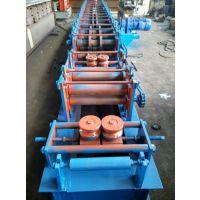 C型钢机 钢结构檩条机 河北沧州兴益无极切断全自动C型钢机