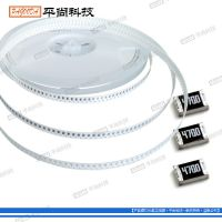 冷门尺寸贴片电阻2512 阻值0R~100M齐全 平尚科技现货供应
