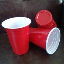 450ml双色塑料杯/16oz ps塑料杯厂家