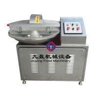 九盈广州斩拌机价格 食品切碎搅拌一体机视频 馅料乳化机厂家