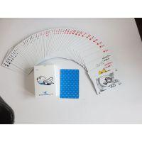 南昌扑克牌 广告塑料扑克牌定做 欣荣印务